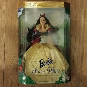 Barbie Snow White Childrens Collector Series